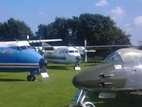 Norwich Aircraft Museum MY