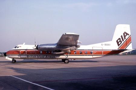 G BBXI Southampton 1977