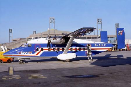 G BJLK Shorts SD3-30-100. Paris Charles de Gaulle July 1985
