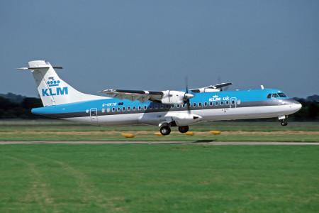G UKTK ATR 72 – 202. Southampton March 1998