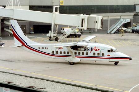 G OLAH Short SD3-60-100. Manchester September 1993