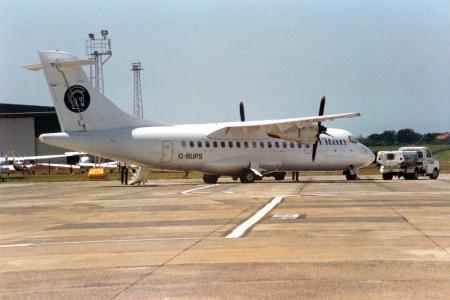 G BUPS ATR 42-300 Guernsey July 1994