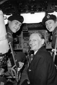 Captain Bernard Gardiner
