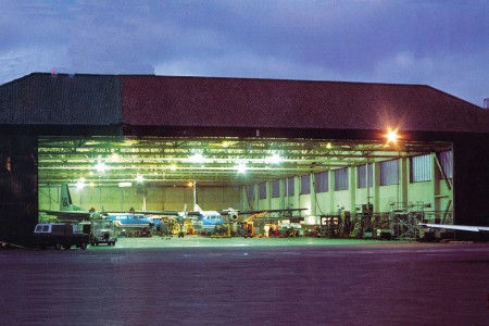 AirUK Engineering Hangar Norwich