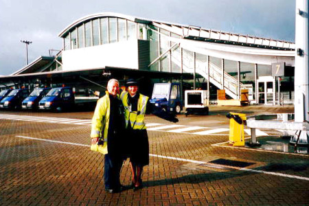 1995 Southampton New Terminal Building