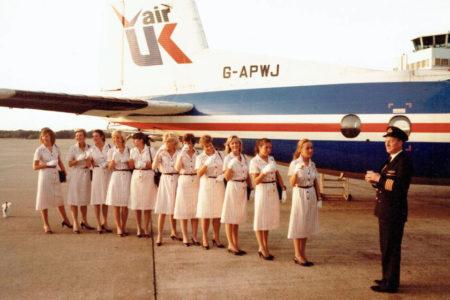 G APWJ JER 29 Jun 1985 final scheduled flt UK 447 SOU JER