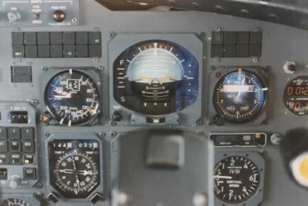 BAe 146 Cockpit